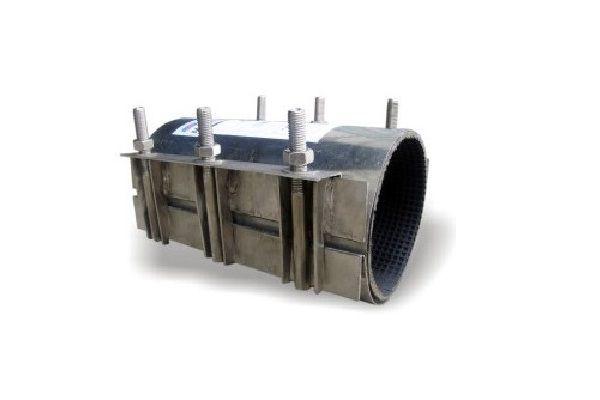 Đai Sửa Chữa INOX 2 Mảnh D450