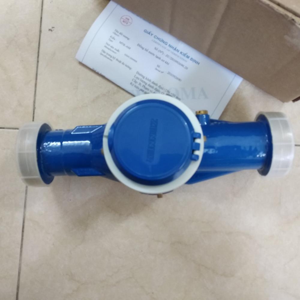 Báo giá đồng hồ đo lưu lượng nước Zenner MNK-RP